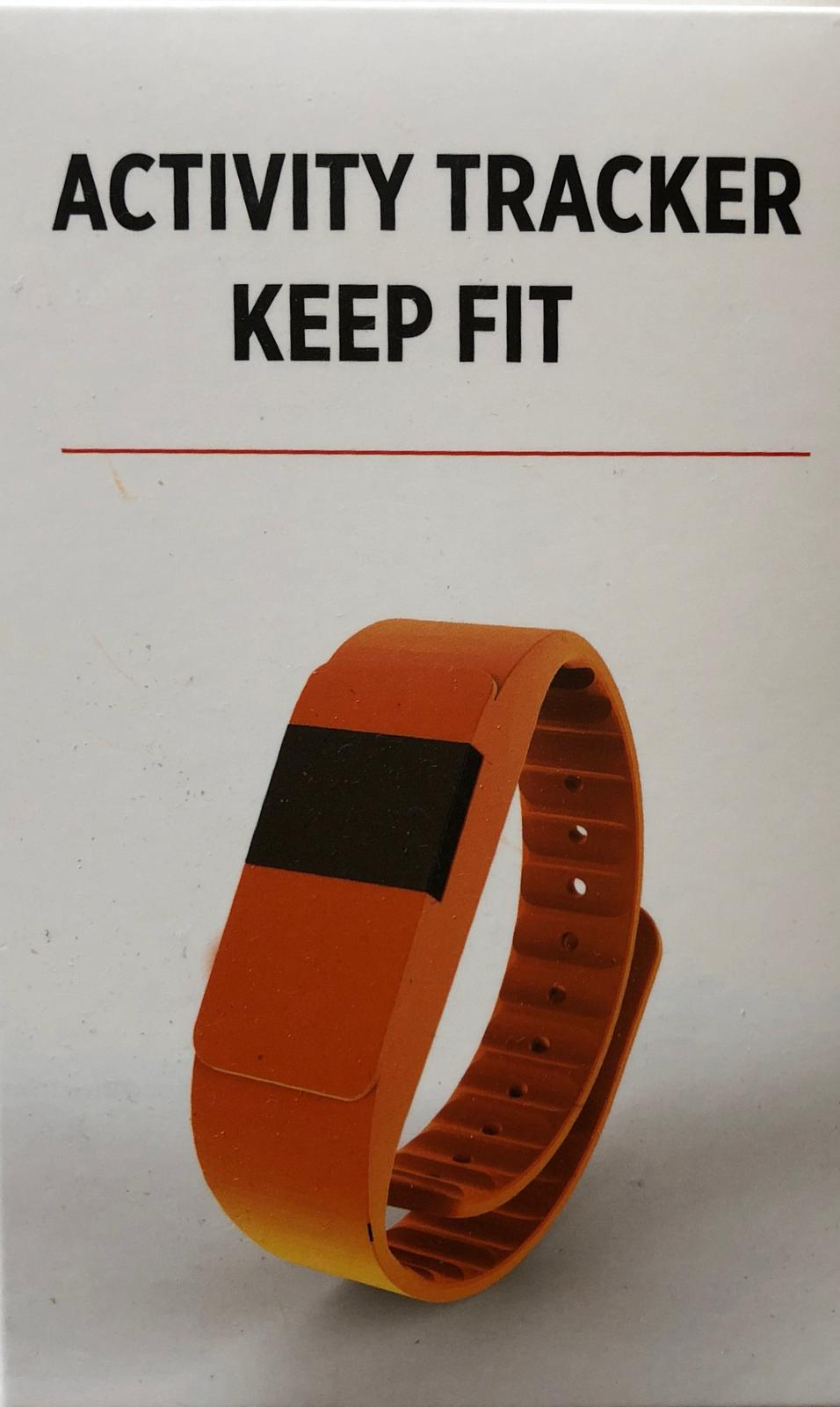Activity tracker to stay heart-healthy!