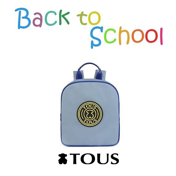 📖 Back to school with enthusiasm ...and with TOUS BACKPACKS! ➡️ Available at: HOUR STYLE 105 Main Street Gibraltar T.+350 200 66121  www.essardasgroup.com info@essardasgroup.com  TAX FREE SHOPPING  #Tous #TousBackpacks #backpacks #backtoschool #LoveTous #TOUSSCHOOL #SCHOOL #LOVESSCHOOL #LOVETOUS #Gibraltar #VisitGibraltar #LoveGibraltar #MainStreetGib #essardasgroup #essardasluxury #HOURSTYLE