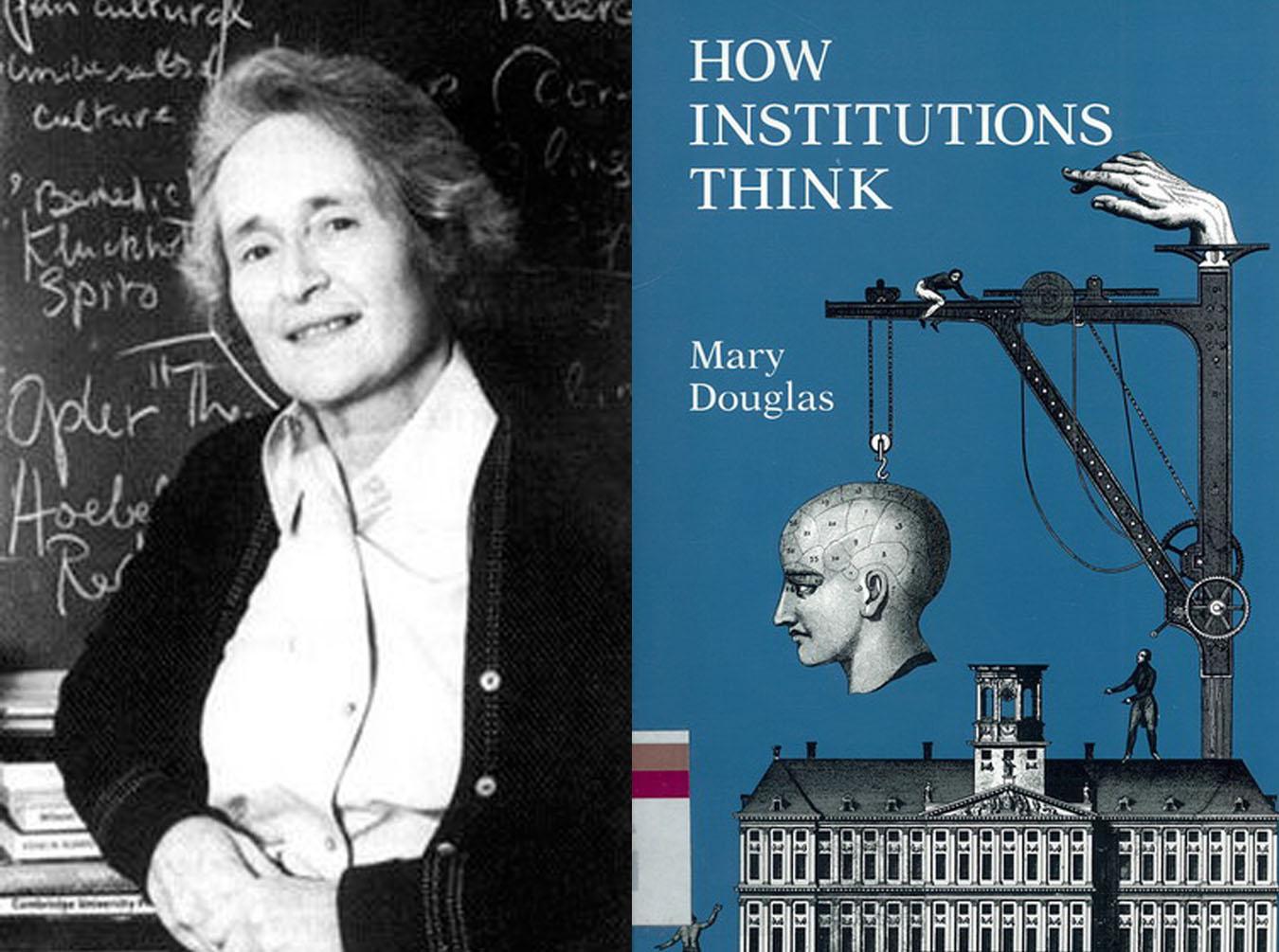 Mary Douglas (1921-2007)