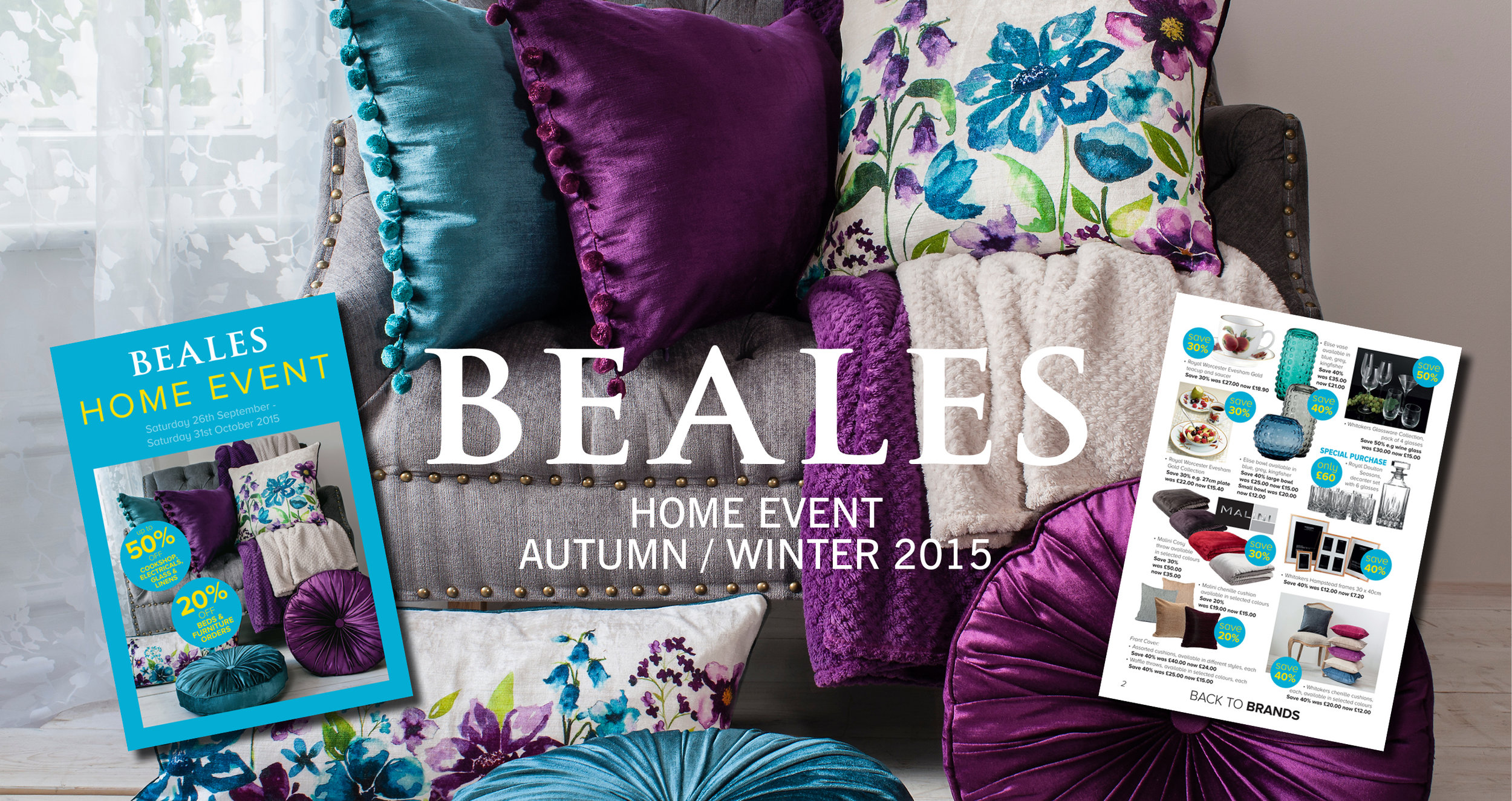 Autumn Winter Home Event 2015