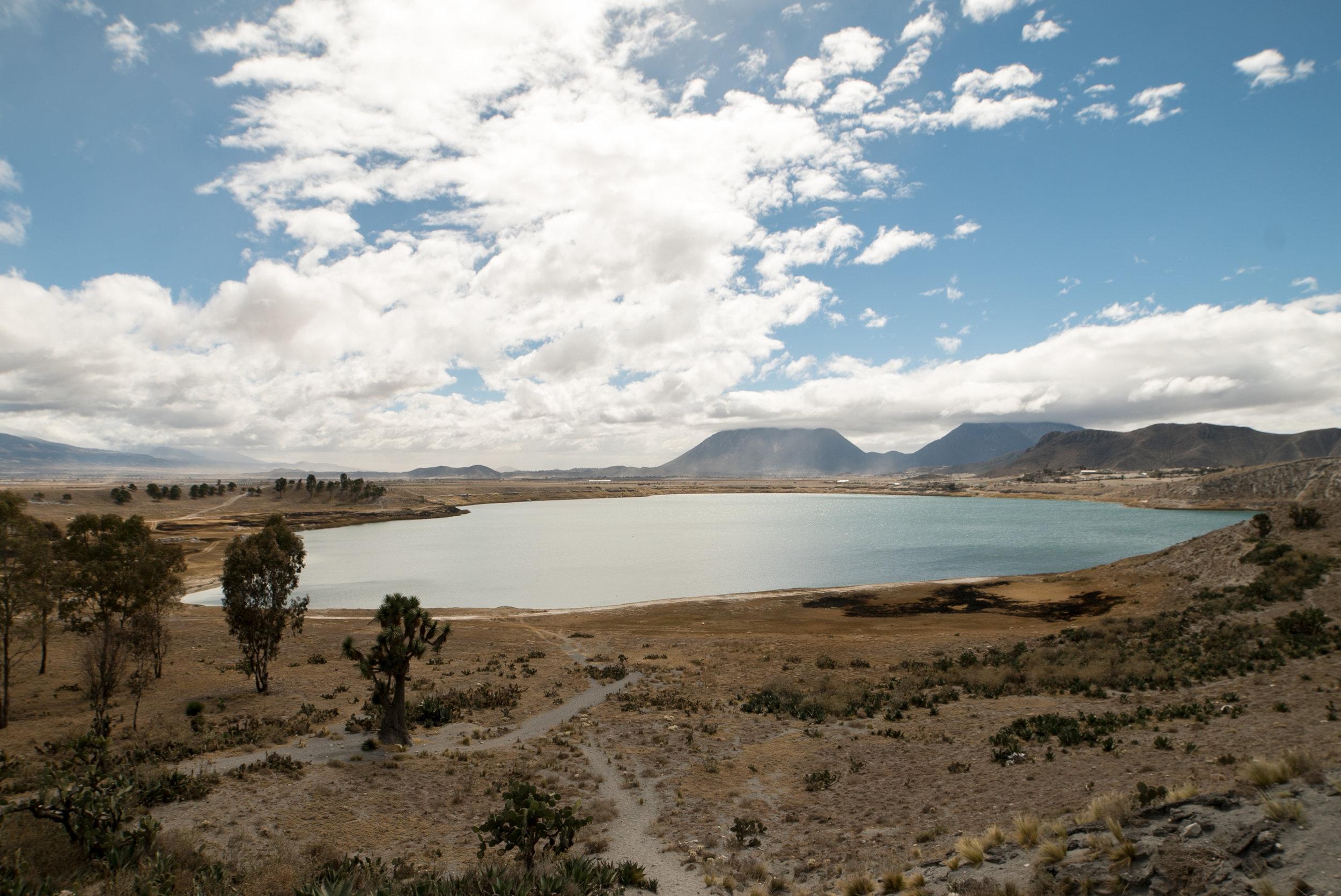 Lake La Preciosa