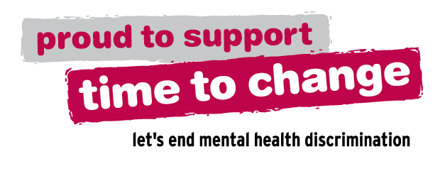 We're proud to support Time to Change - Here's why…