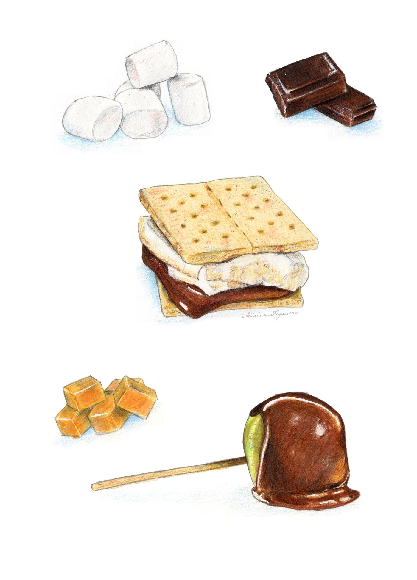 Bonfire Snacks