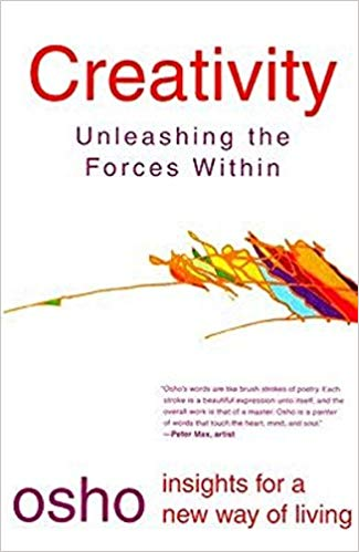 """Cover of the book """"Creativity: Unleashing the Forces Within""""."""