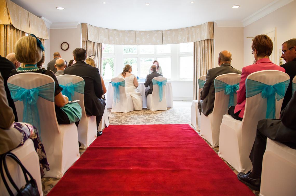 Burford Bridge Wedding  -1003