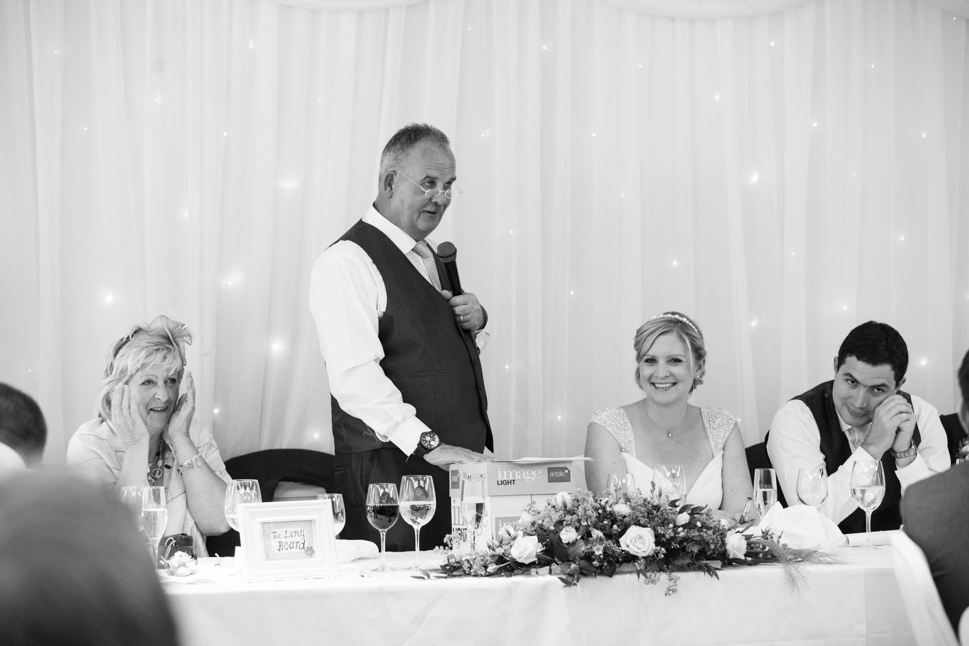 alexander house wedding photography,  sussex wedding photographer, speeches