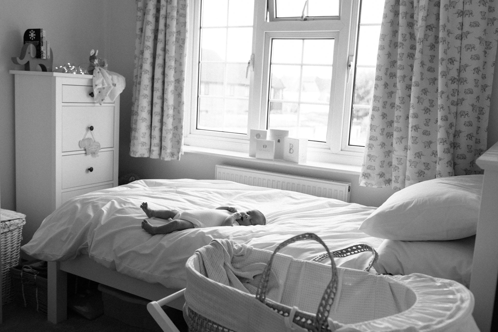 natural, documentary newborn photography, horsham