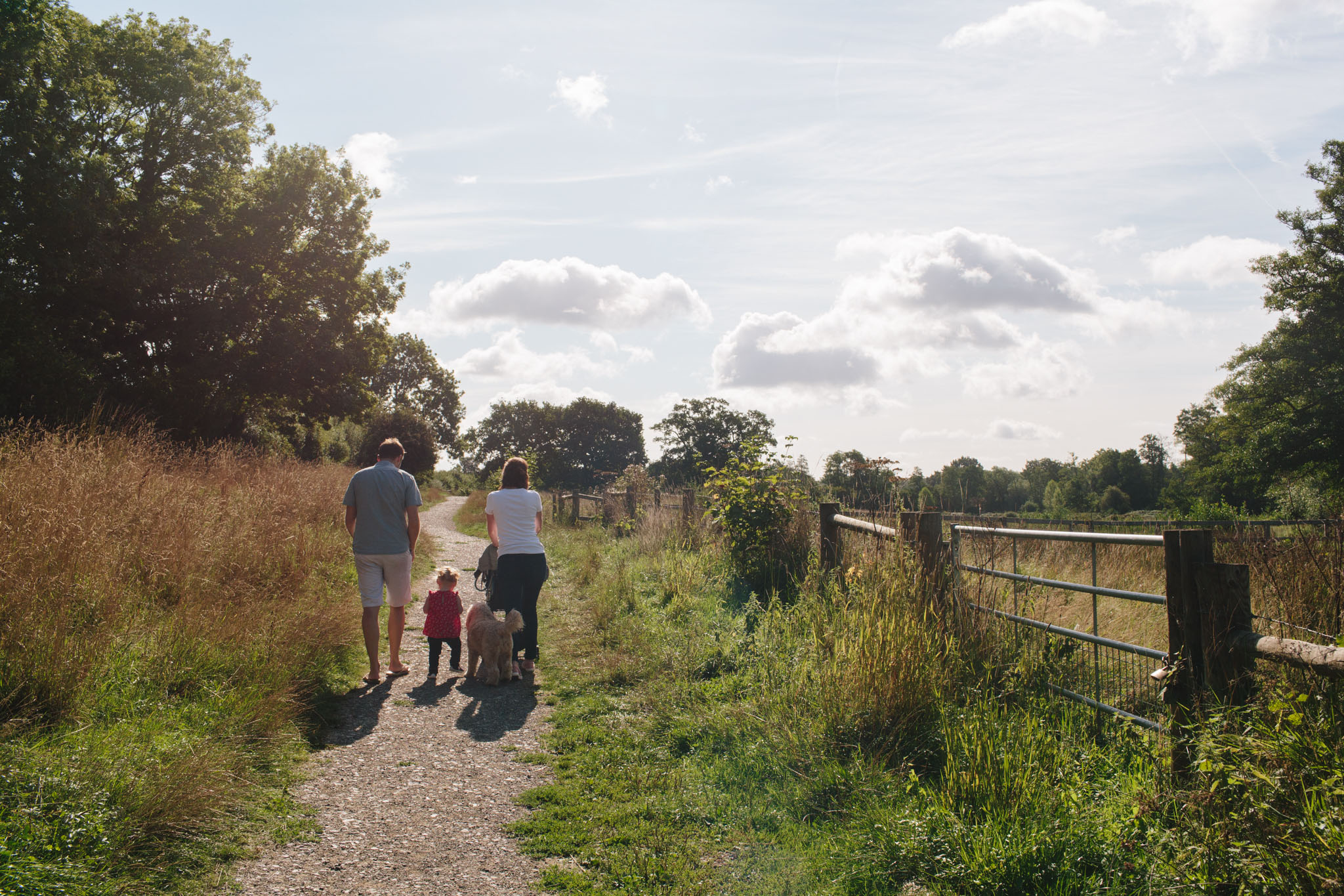 chesworth farm family shoot