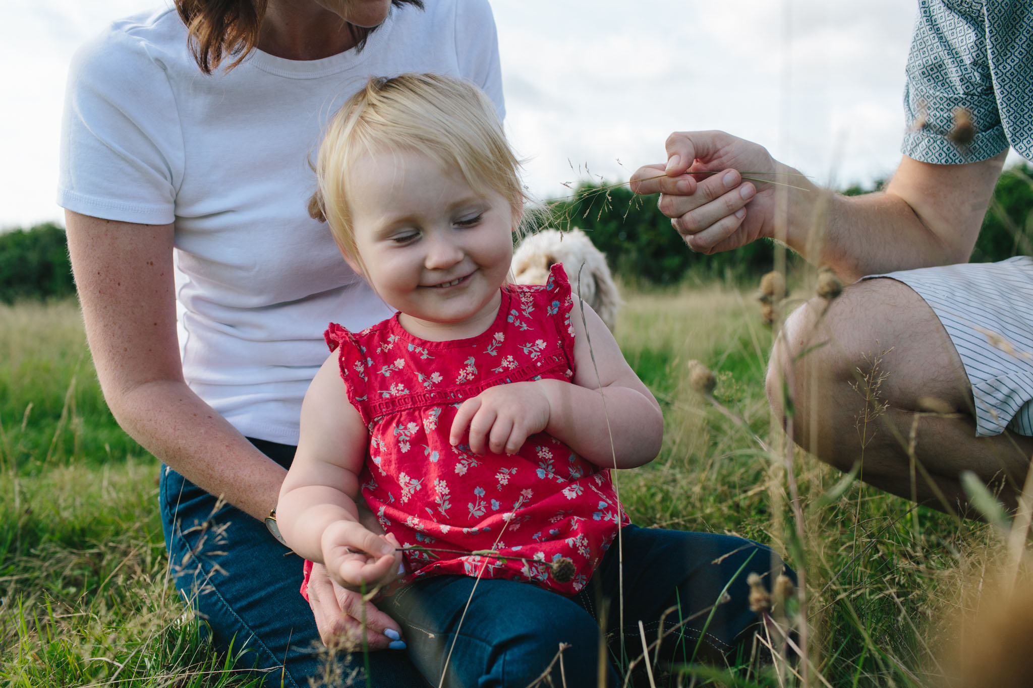 reportage family photographer, horsham, sussex
