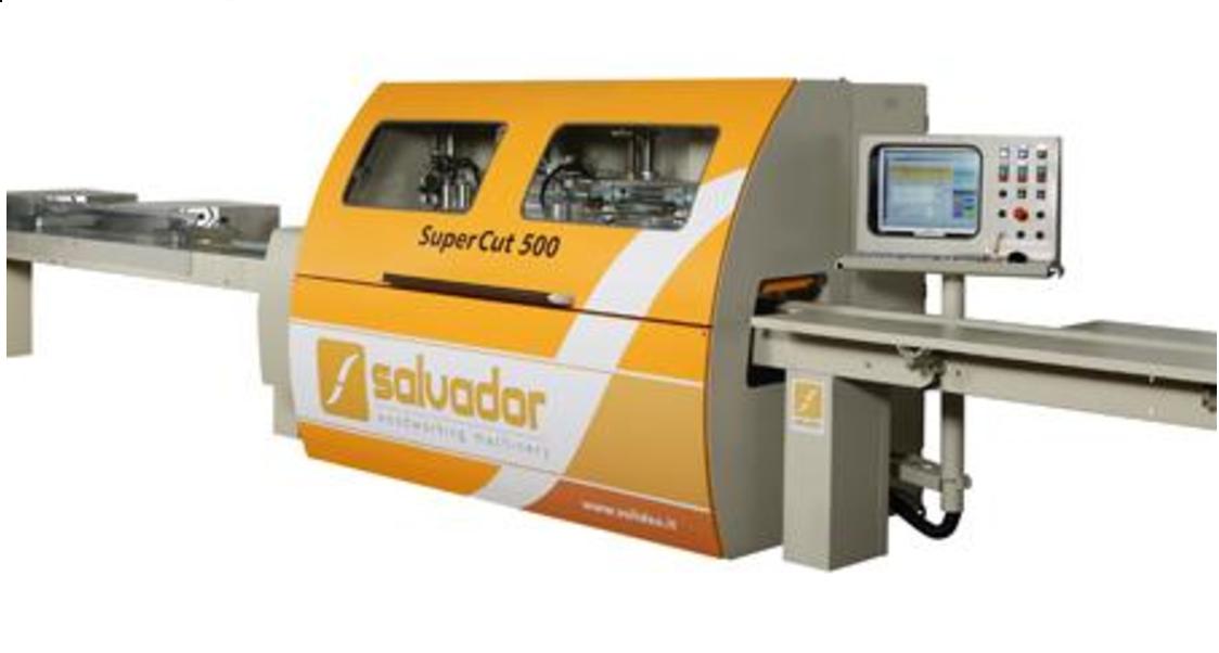 Salvador SuperCut 500