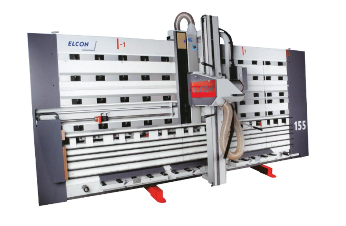 Elcon DS - 155 Vertikal platesag