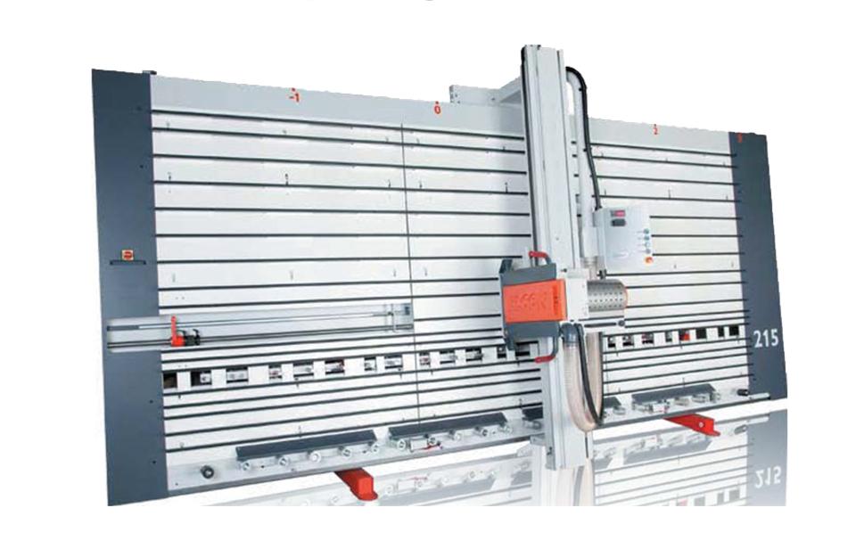Elcon DSX - 215 Vertikal platesag