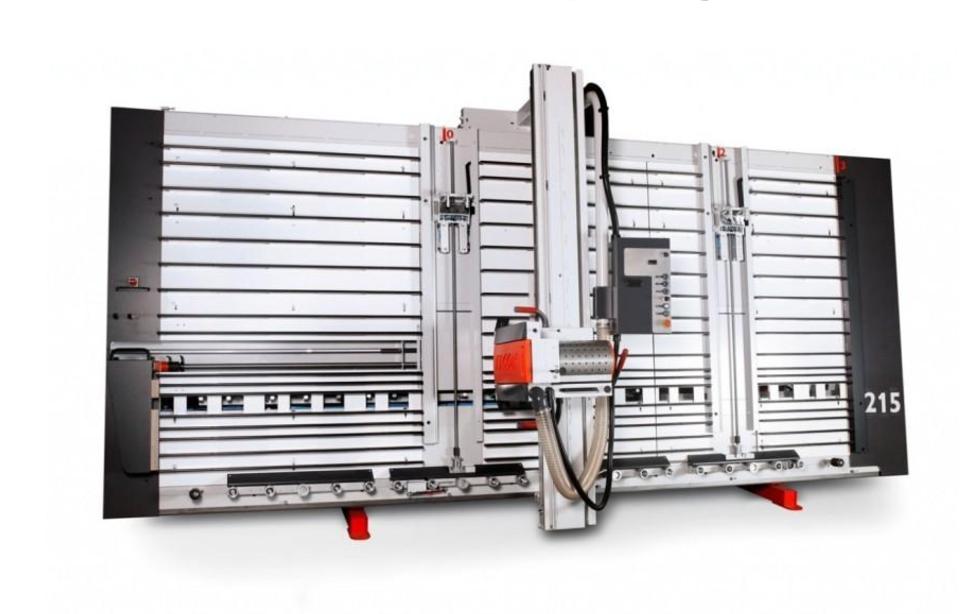 Elcon Advance -Standard  Vertikal platesag
