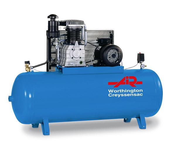 Worthington Stempelkompressor Dixair