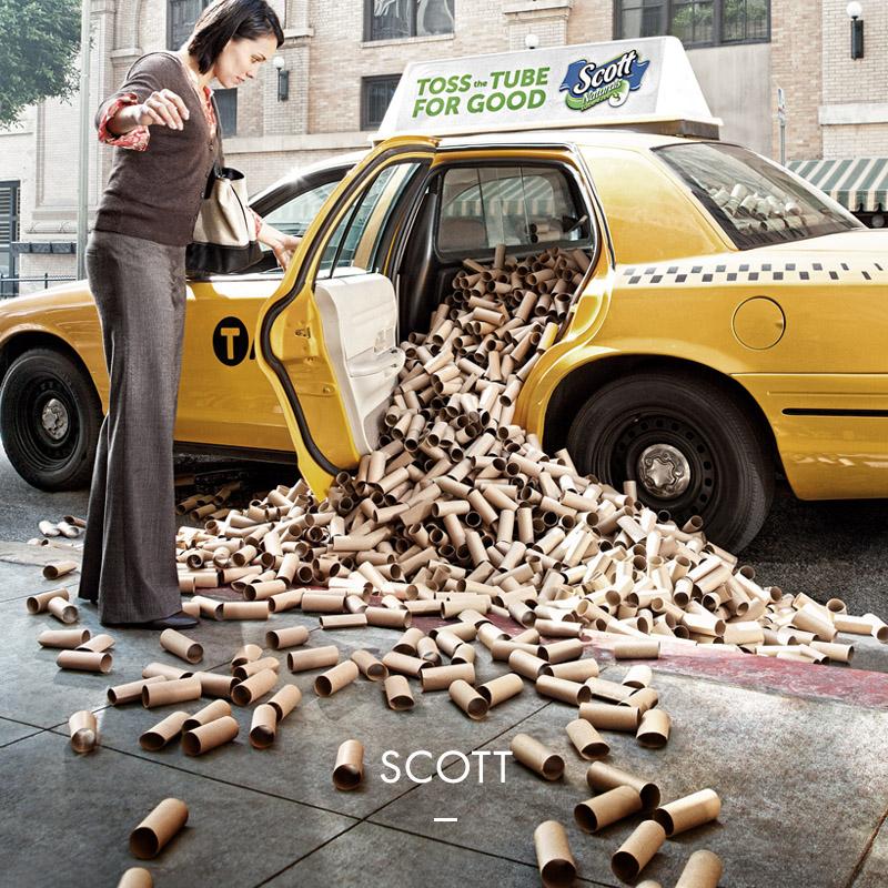 """Scott """"Toss the Tube"""""""