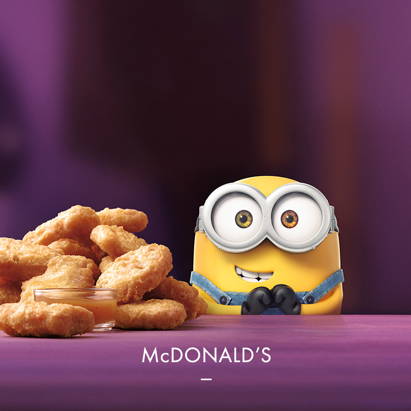 McDonald's Minions