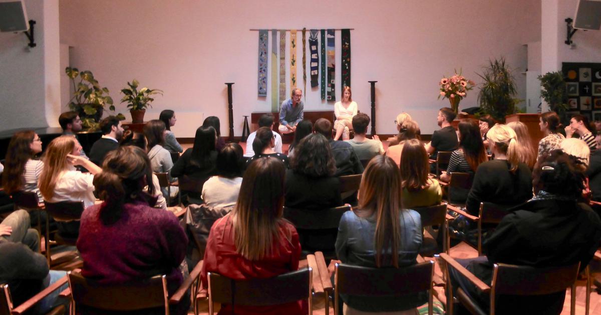 Vedic Meditation Group Meeting