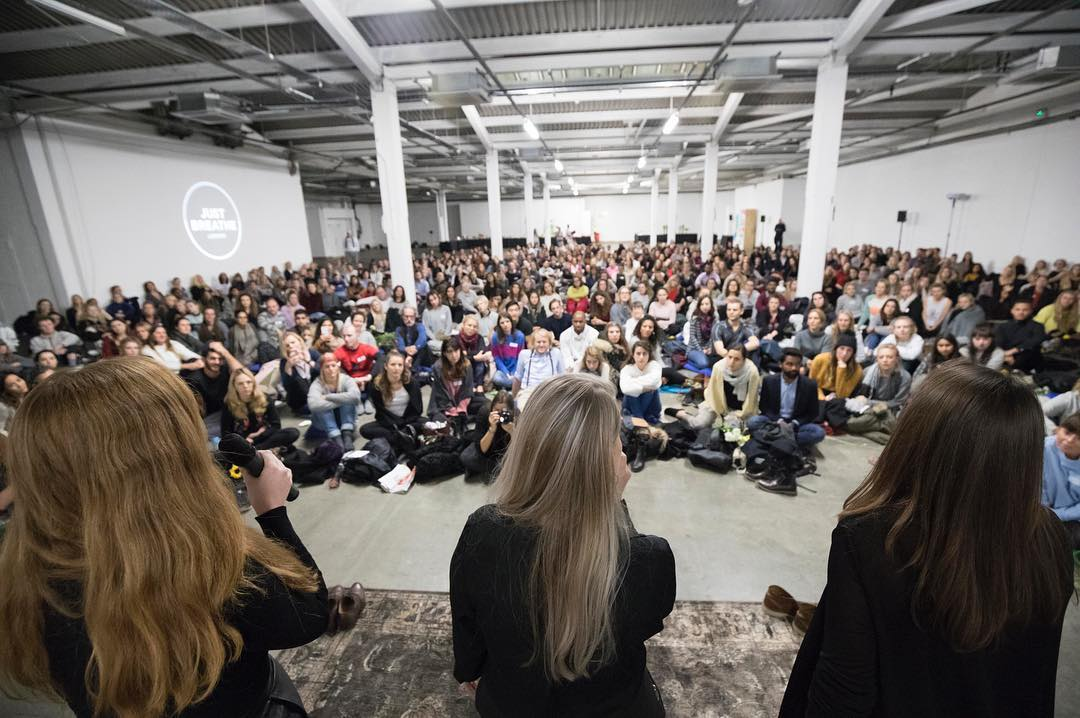 just breathe event in london 2017