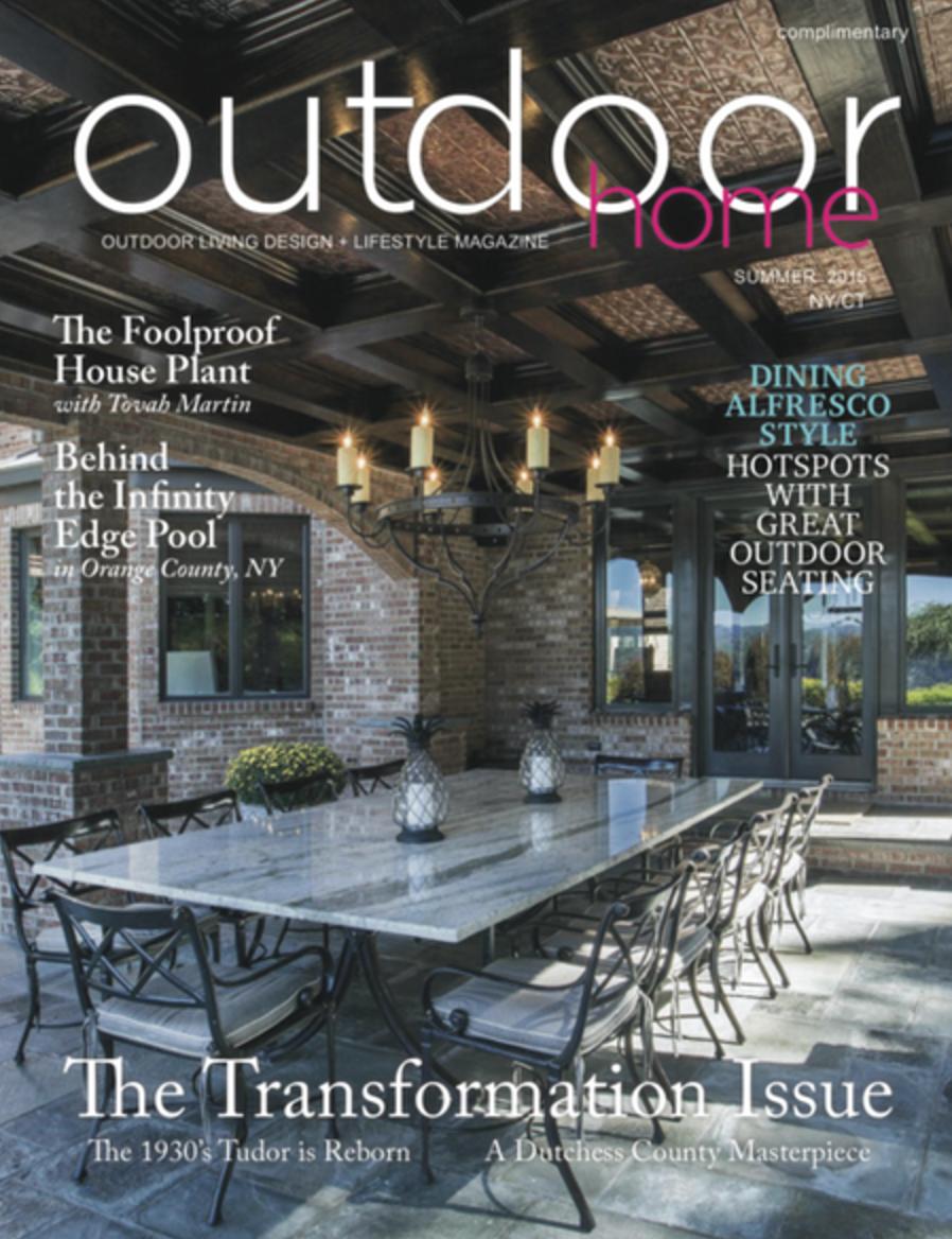 Outdoor Home Magazine Summer 2015