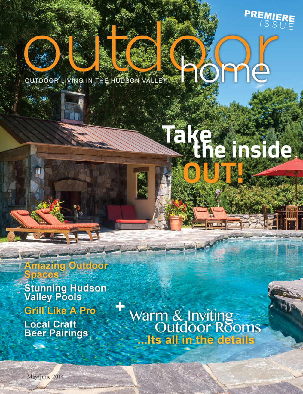 architect westchester county, ny FEATURED IN OUTDOOR HOME MAGAZINE