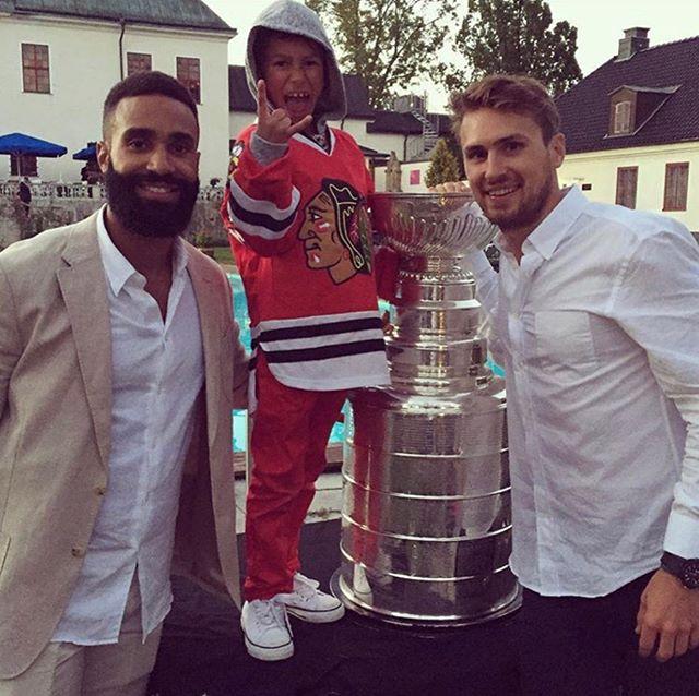 Hockey-VM och Stanley Cup sommaren är på väg, vad mer behöver man 🏒🏆 #hockey #nhl #nocco #hockeyvm2019 #stanleycup