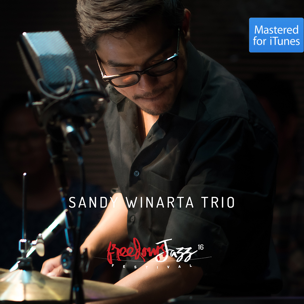 freedomsJazz Festival 2016 - Day 2 - Sandy Winarta Trio