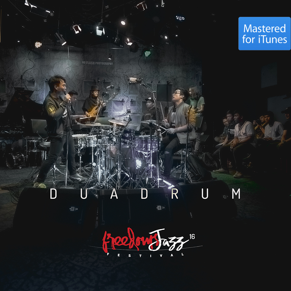 freedomsJazz Festival 2016 - Day 6 - Dua Drum