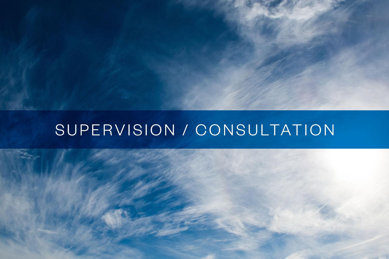 Supervision / Consultation