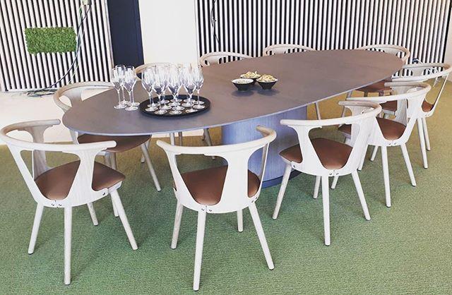 De prachtige Spazio van @arco_furniture bezorgd in opdracht van @flinders.design