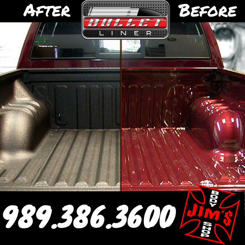Protect Your Ride With Bullet Liner