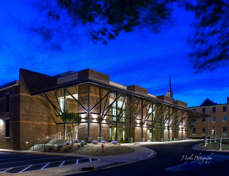 First Baptist Church Children's Biulding, Starkville, MS Completed 2016