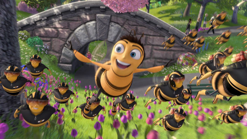 Bee nice!
