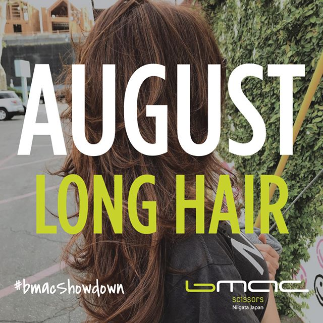 August is here which means you should submit LONG HAIR video entries!! Grab your Bmacs and camera and shoot! ✂️🎥 Don't know what the #BmacShowdown is? bit.ly/2sMEgwC You can have a chance to WIN a TRIP TO JAPAN! 💚🇯🇵 - Didn't make one for last month? It's ok, you can still WIN A TRIP TO JAPAN! All 3 video topics are due September 31st for the GRAND PRIZE TRIP. Monthly deadlines are for the Monthly scissor prizes. Good luck! 👍🏼 . . . . . . . . . #hairstylist #hairstylists #hairstylistlife #hairstylistjakarta #hairstylistproblems #hairstylistkl #hairstylisttribe #hairstyliste #hairstylistbandung #hairstylistpierre #hairstylistintraining #hairstylistatl #hairstylistph #hairstylistmagic #hairstylistofinstagram #hairstylistmiami #hairstylistinjamaica #hairstylistchicago #hairstylistforlife #hairstylistsofinstagram #hairstylistjkt #hairstylistsd #hairstylistneeded #hairstylistsby #hairstylistlosangeles