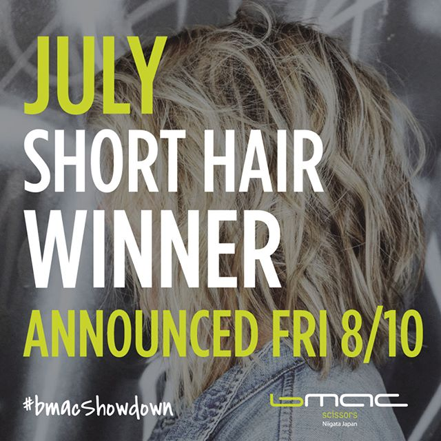 We will be announcing July's Short Hair Winner this Friday. Stay tuned! 💚 . . . . . . . . . . . #hairstylist #hairstylists #hairstylistlife #hairstylistjakarta #hairstylistproblems #hairstylistkl #hairstylisttribe #hairstyliste #hairstylistbandung #hairstylistpierre #hairstylistintraining #hairstylistatl #hairstylistph #hairstylistmagic #hairstylistofinstagram #hairstylistmiami #hairstylistinjamaica #hairstylistchicago #hairstylistforlife #hairstylistsofinstagram #hairstylistjkt #hairstylistsd #hairstylistneeded #hairstylistsby #hairstylistlosangeles