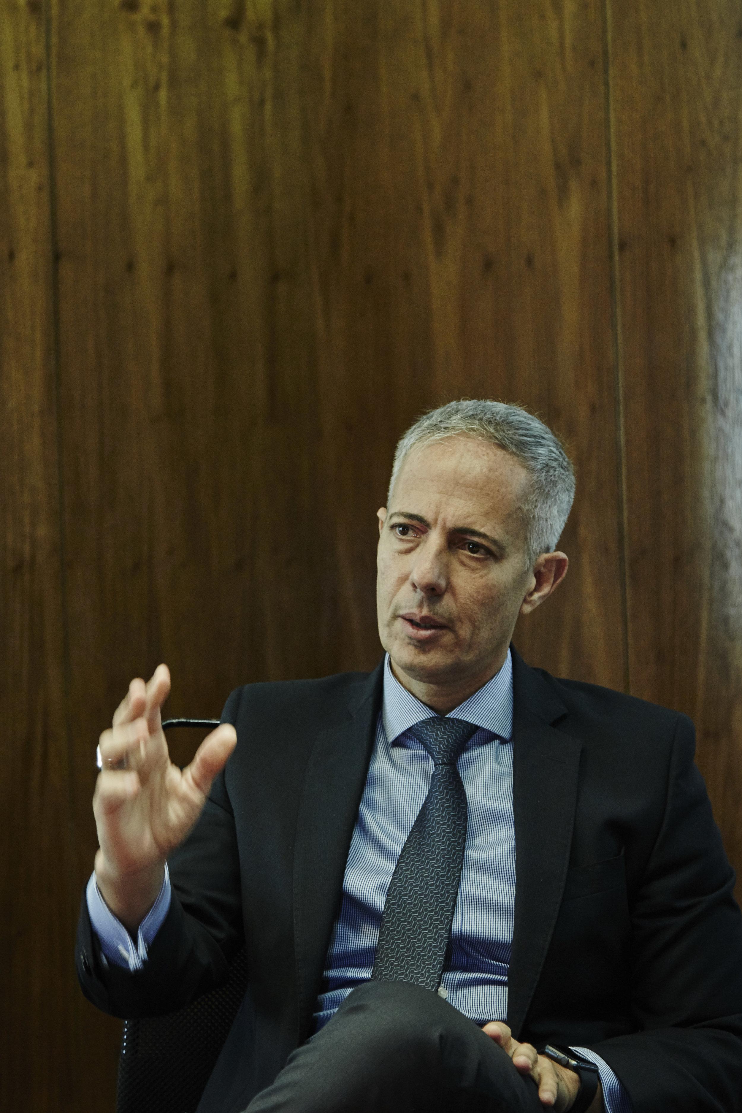 Fábio Venturelli  CEO Grupo São Martinho  .