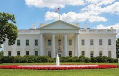 The White House...the center of the Executive Branch of the Federal Government.