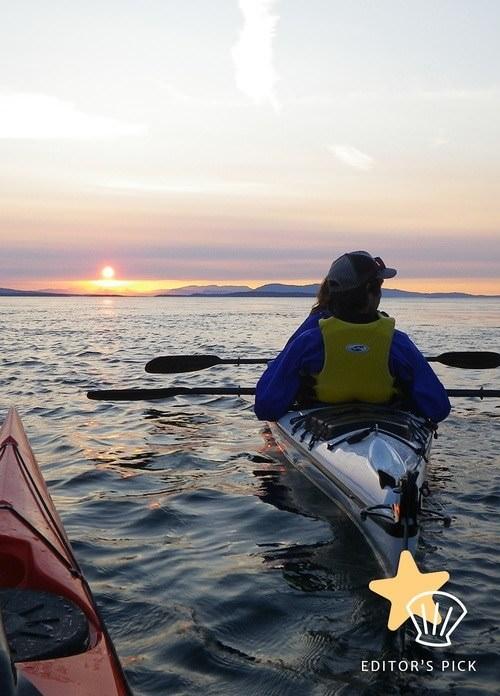 Credit //  Discovery Sea Kayaks