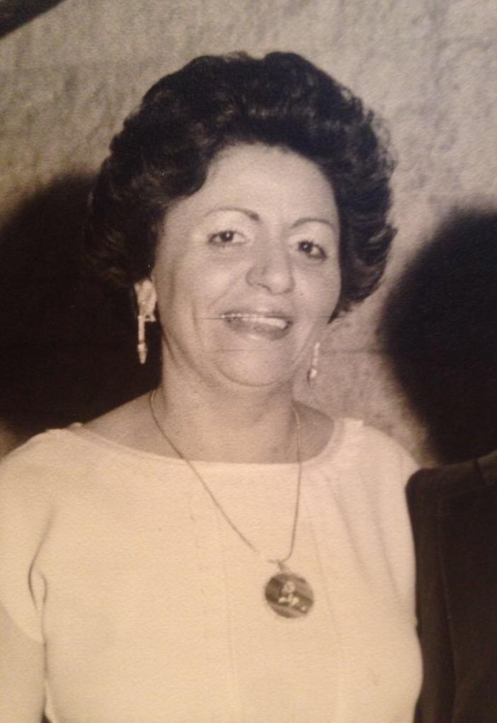 Rafa's Grandmother Esther Cheja.