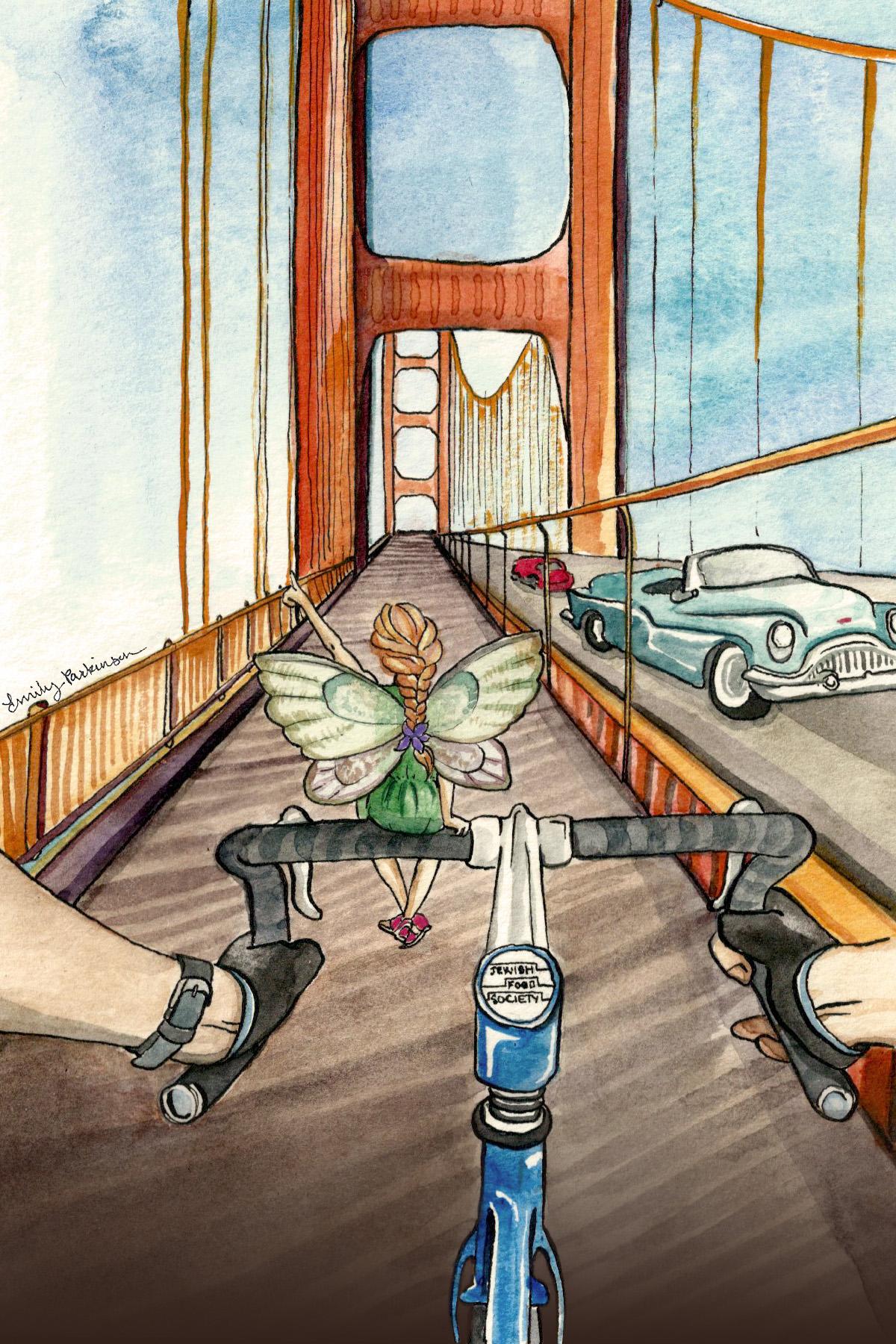 San Francisco Edition: Biking the Golden Gate