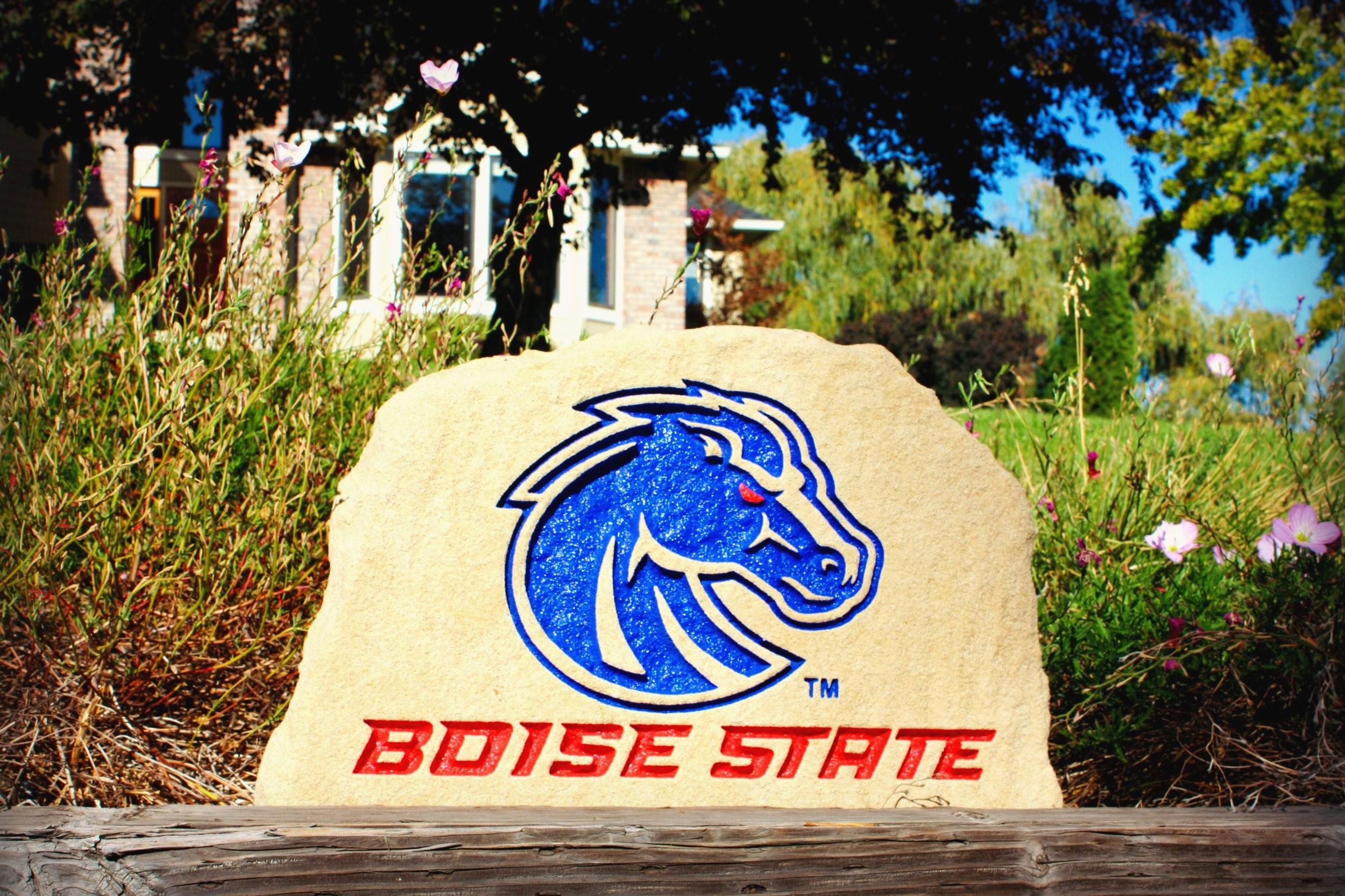 Boise State University FanRock