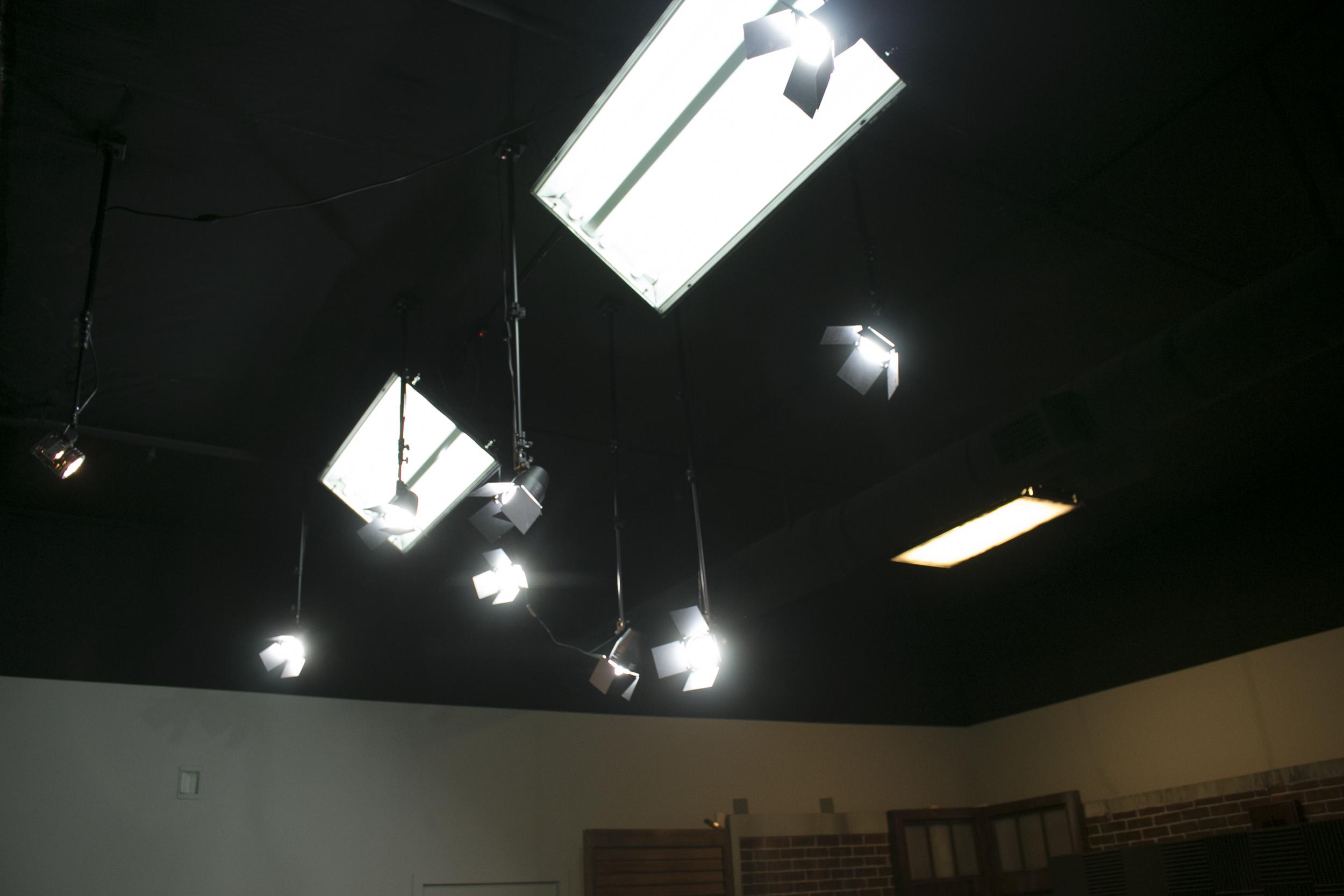 Pre-set lights