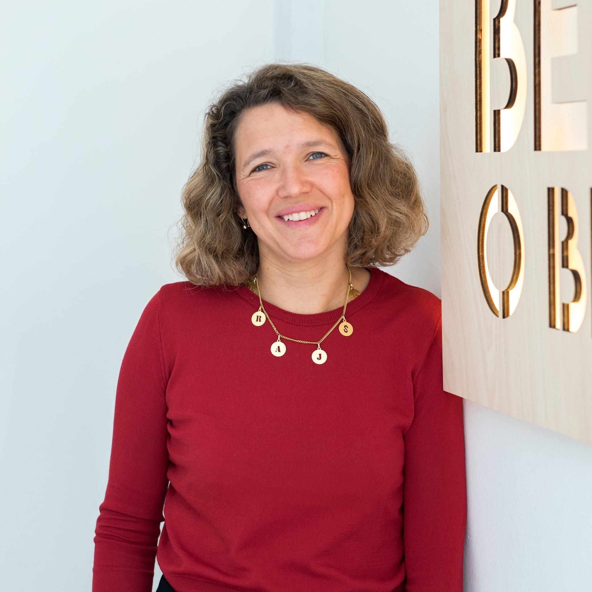 Ana d'Avillez   A Ana é a nossa  Directora Executiva , e está empenhada em abrir novos horizontes para o crescimento e consolidação da Cozinha com Alma.