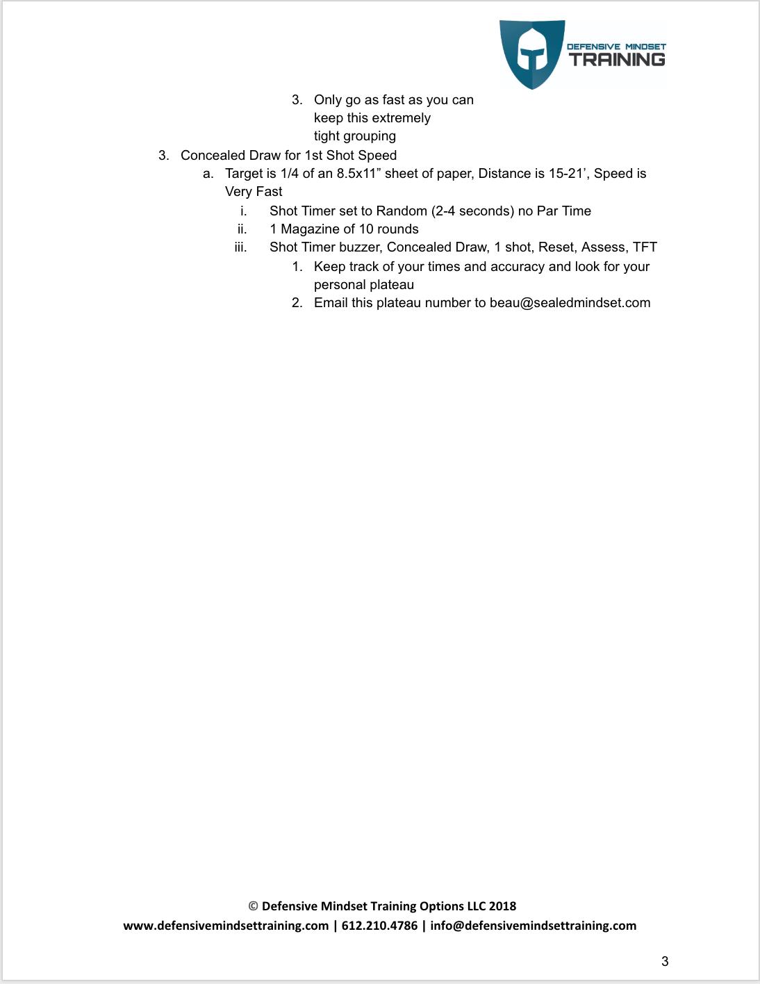 Low Light - Front Lit - Homework p 3