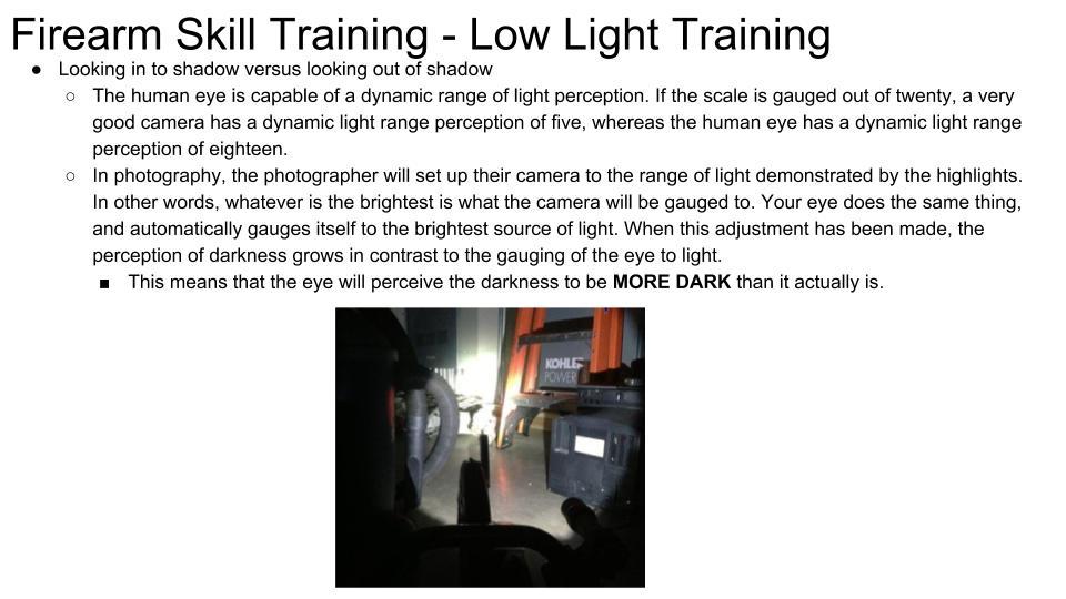Low Light - Front Lit p 3