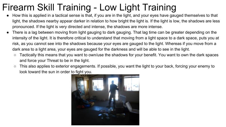 Low Light - Front Lit p 4