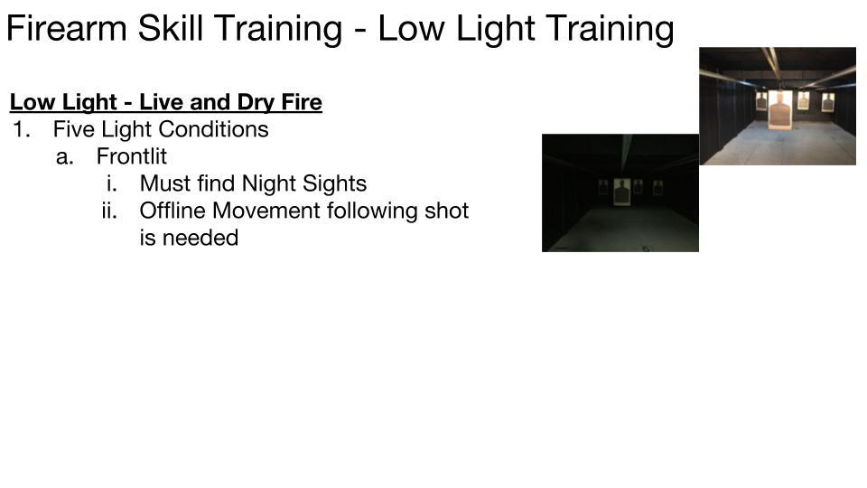 Low Light - Front Lit p 6
