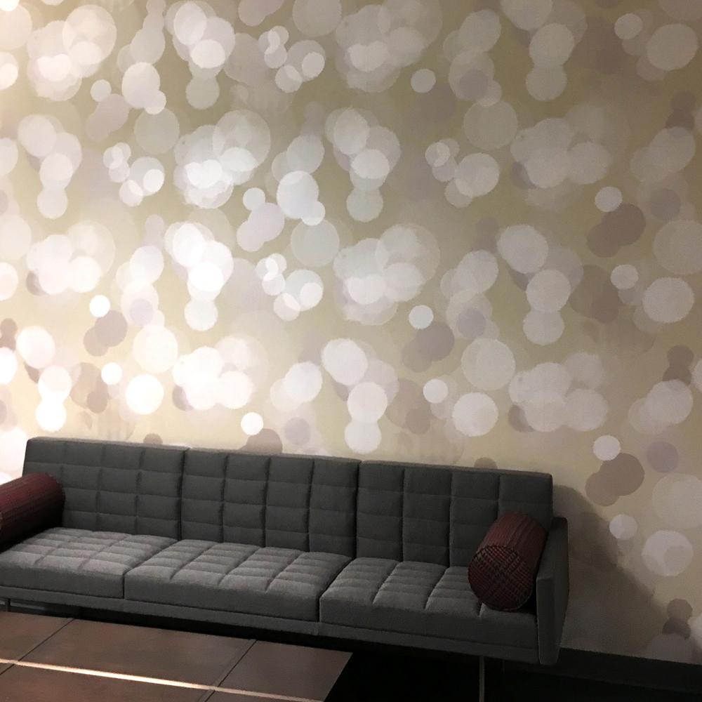 Luci Della Citta in Summer Colorway - Splunk Office Headquarters