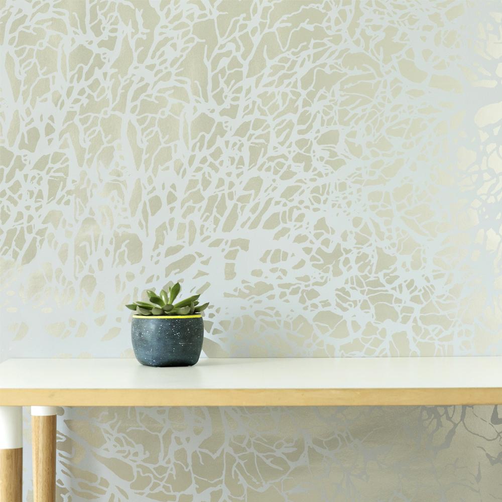 Gorgonian in Steel Colorway