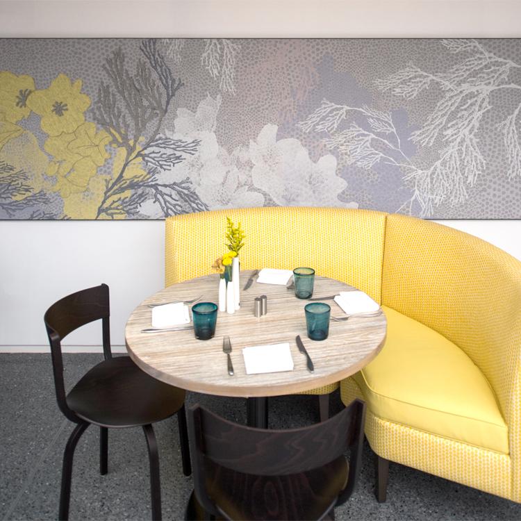 Yellow Magnolia Café - Brooklyn Botanic Garden