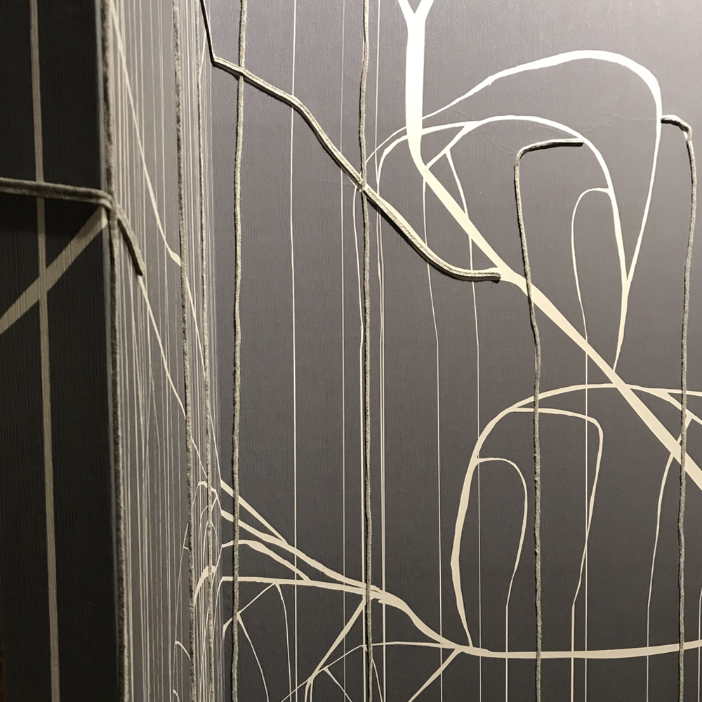 Jill Malek Dimensional Felt Display - Wanted Design